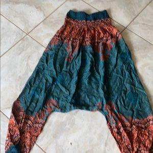 Pants - Harem pants
